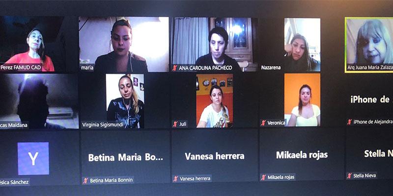 El Foro Argentino de la Mujer en el Deporte conformó la Mesa Federal de Catamarca